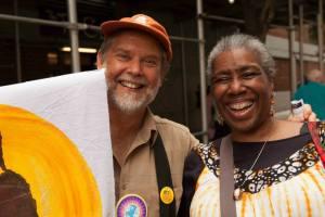 David & DaRa (from NY Insight)