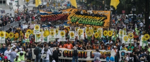 Climate March in New York