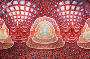 Net of Being - Alex Grey